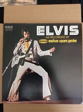 ELVIS PRESLEY-1972 AS RECORDED AT MADISON SQUARE GARDEN RCA  LSP-4776