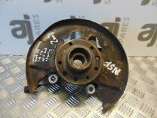 SAAB 9-3 VECTOR SPORT 1.9 TID 2007 PASSENGER SIDE FRONT HUB AND BEARING WITH ABS