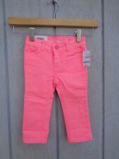 NEW Baby Gap Pink Pants Jeans Girls Size 12-18m 12m 18m