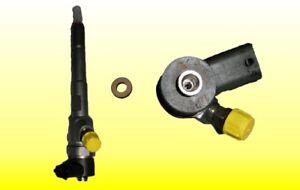 EINSPRITZDÜSE Fiat 500 C L Doblo Fiorino 1.3D Multijet  0445110351