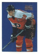 1996-97 Select Certified Blue Hockey - #1 - Eric Lindros - Philadelphia Flyers