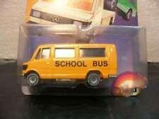 Vintage SIKU X2 1045 Porsche Turbo & 1628 MERCEDES Bus MINT on Card