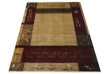 "12X15 Fine Naples Wool & Silk Area Rug Hand-Knotted Carpet (12'1"" x 15'1"")"