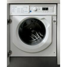 Indesit BIWMIL81284UK Integrated 8Kg Washing Machine with 1200 rpm - White