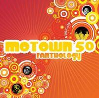 Various Artists - Motown 50 Fanthology [New CD]