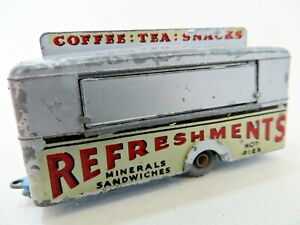 MATCHBOX 74a 'MOBILE REFRESHMENTS CANTEEN' 74. GPW. VINTAGE. GOOD. COMPLETE.