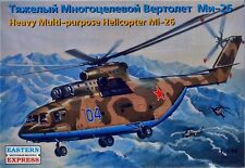 1:144 Eastern Express #14502 - Mi-26 Soviet Heavy Helicopter