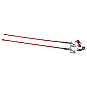 Boat Marine LED Lighted Trailer Guides 1 Pair Lasts over 100,000 continuous hour