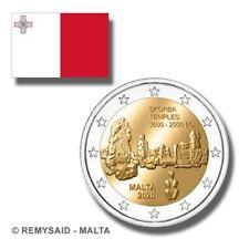 2020 Ta Skorba €2 Euro Malta Gedenkmünze NEW münzen