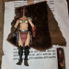 4 HORSEMAN MYTHIC LEGIONS ADVENT OF DECAY Cassia female barbarian knight cape