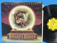 Michael Cassidy 'Nature's Secret' LP