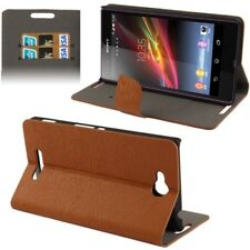 Case Phone Cover Scratch Protection Flip Horizontal For Sony Xperia C S39h Best