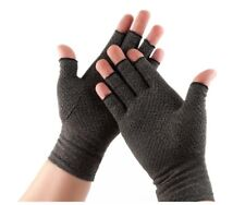 Silicone gloves to help arthritic hands, aid arthritis, reduce inflammation.
