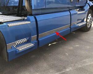 """2018+ Volvo VNL 760 69"""" Side Fairing Panel Set # 17170"""