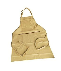 Apron long Protective Waterproof and Adjustable Unisex Garden/BB/kitchen