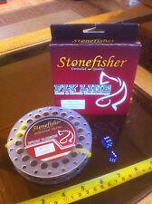 100ft Fly line Flyline WF - 6S Stonefisher Salt & Fresh Fishing Fish Angler New