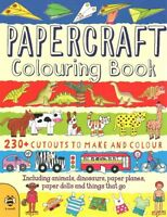Papercraft Colouring Book by Clare Beaton 9781909767430 (Paperback, 2014)