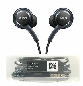 Replacement In-Ear Earphones For Samsung Galaxy S10 S9 S8 S7 AKG Headphones Mic