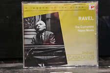 M. Ravel - The Complete Piano Works / Robert Casadesus      2 CDs