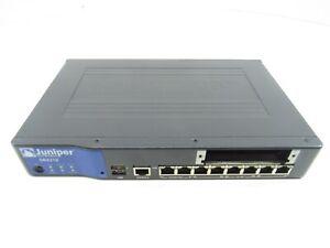 Juniper SRX210H SRX-210 VPN Secure Services Gateway Firewall