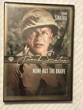 None But the Brave (DVD, 2008) Fast Free Delivery