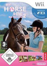 Nintendo Wii Spiel - My Horse & Me 2 (mit OVP)