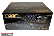 Midas M32R 40-Ch Digital Mixing Console Live Performance Studio Production NEW
