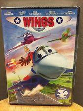 Wings (DVD, 2014) NEW!! Josh Duhamel, Hilary Duff