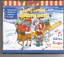 (GK279) Folge 74 - Benjamin Blümchen singt Weihnachtslieder - 1992 CD