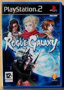 Rogue Galaxy - PLAYSTATION 2 - Pal Spain - Full