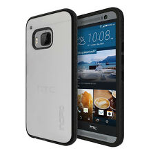 Incipio Case HTC One M9 Octane Impact Resist Flex2o TPU Frost Black Ht-417-fblk