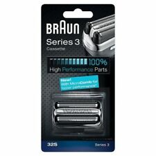 BRAUN 32S SILVER KEY PART REPLACEMENT FOIL AND CUTTER CASSETTE FOR SERIES 3
