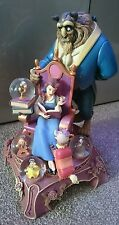 Beauty and the Beast Disney Snowglobes (1968-Now)