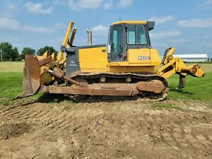 2005 DEERE 950C Track Dozer Crawler RIPPER Financing + Shipping Available Cat