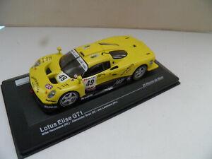 """Lotus Elisé GT1 #49  1/43   """"24 heures du mans 1997"""""""