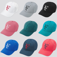 UNIQLO × Roger Federer Limited Model & Basic RF 2021FRA Tennis Cap All 10-Colors