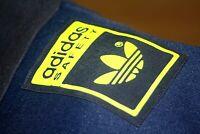 "Adidas Originals SAFETY retro classic vintage track top jacket zip top S 38"""