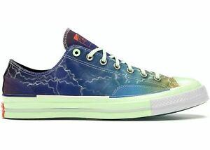 Men's Converse x Pigalle Chuck 70 OX Low Top Sneakers Comfort 165747C Size 7
