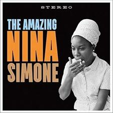 The Amazing Nina Simone 180G Coloured Vinyl LP Record Blue Prelude