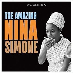 The Amazing Nina Simone 180G Coloured Vinyl LP Record Blue Prelude