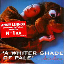 ★☆★ CD Single Annie LENNOX	A whiter shade of pale 2-track CARD SLEEVE Sticker