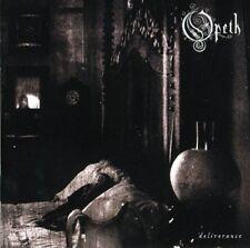 CD musicali metal di black 'n death opeth