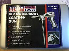 SEALEY AK42 Air Underbody Coating Gun