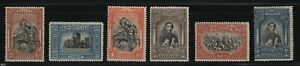 Portugal - 1927 2nd Independence Issue - Short Set - MLH