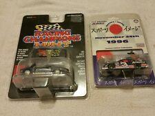 Collector Car Lot Racing Champions 63 Corvette Suzuka 1996 Earnhardt Ac Delco