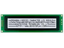 5V Wide Angle 40x4 Character LCD Module Display w/Tutorial,HD44780,Bezel
