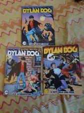 LOTTO DYLAN DOG n 1°-2°-3°- PRIMA edizione ORIGINALE 1986 condizioni OTTIME