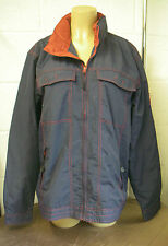 MENS TOP QUALITY LIGHTWEIGHT FULLY LINED COAT SIZE MEDIUM