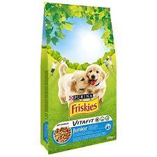 Friskies Croquettes pour Chien Junior 10kg -1-