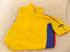 Youth Santini Size L Cycling short sleeve Jersey Sport Bike  --Made in Italy